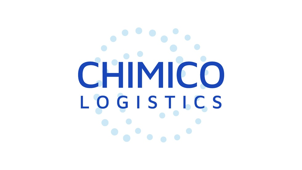 The Chimico Logistics logo and company name.